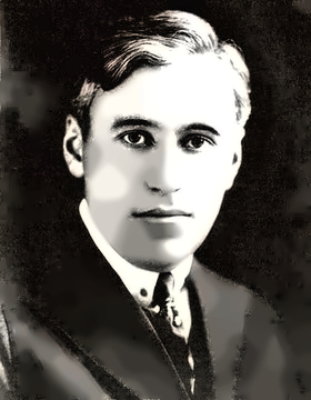 Producer Mack Sennett