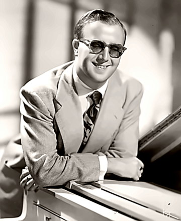 Composer George Shearing