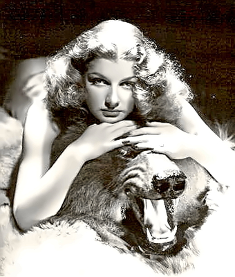 Actress Ann Sheridan