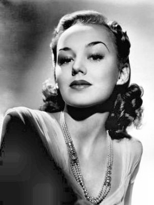 Actress Anne Shirley