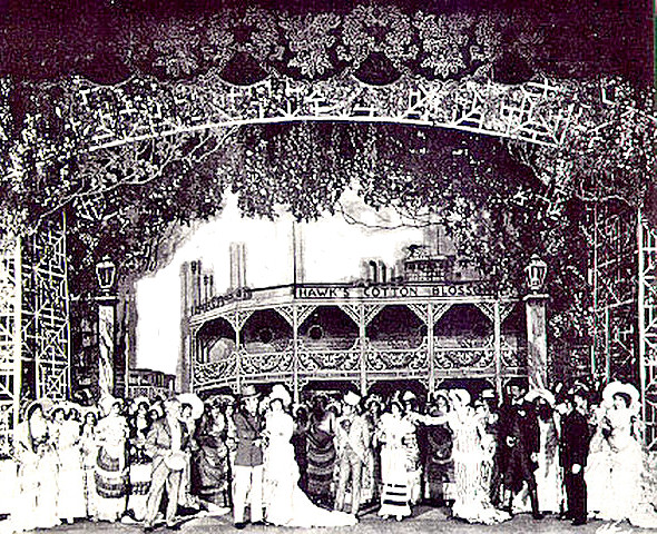 Show Boat 1927 Cast