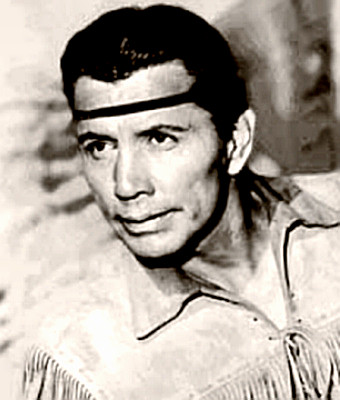 Jay Silverheels as Tonto