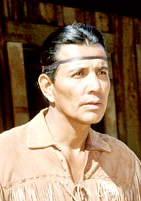 Actor Jay Silverheels