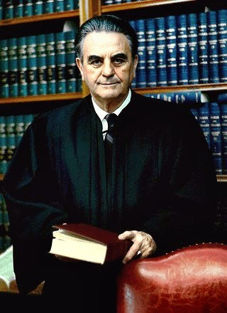 Watergate Judge John Sirica