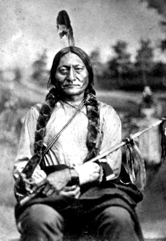 Sioux Chief Sitting Bull