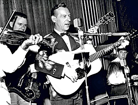 Country Singer Hank Snow