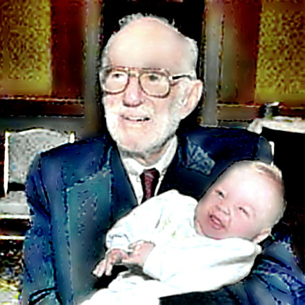 Dr. Benjamin Spock and Friend