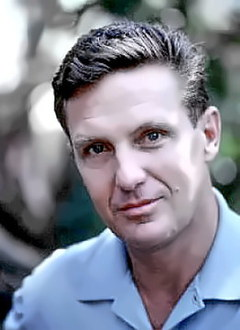 Actor Robert Stack