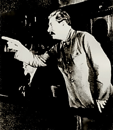 Stalin pointing (pray not at you)