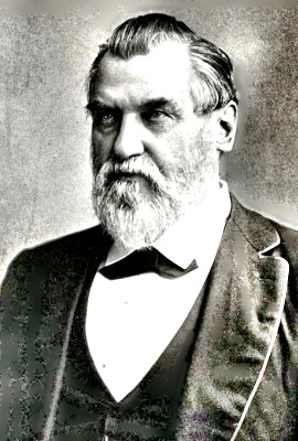 Tycoon Leland Stanford