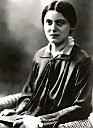 Philosopher Edith Stein