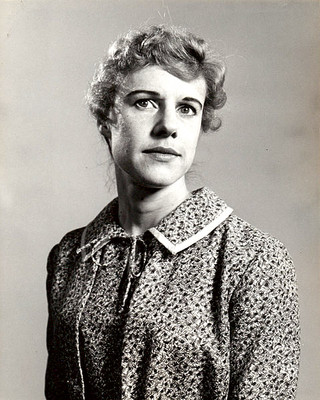 Actress Frances Sternhagen