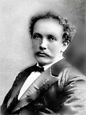 Young Composer Richard Strauss