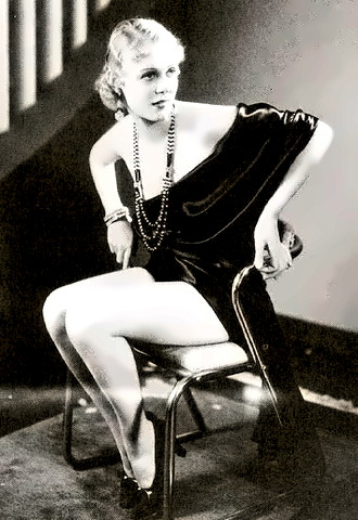 Actress Gloria Stuart