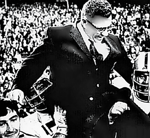 Super Bowl II - Coach Lombardi Victorious