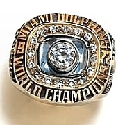 Super Bowl VII ring