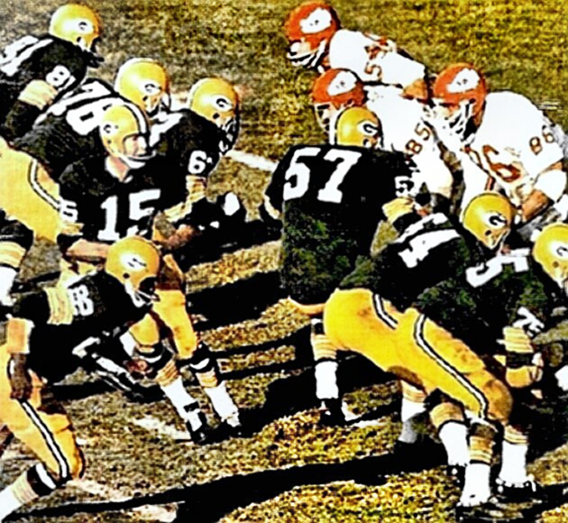 Super Bowl I - MVP Bart Starr