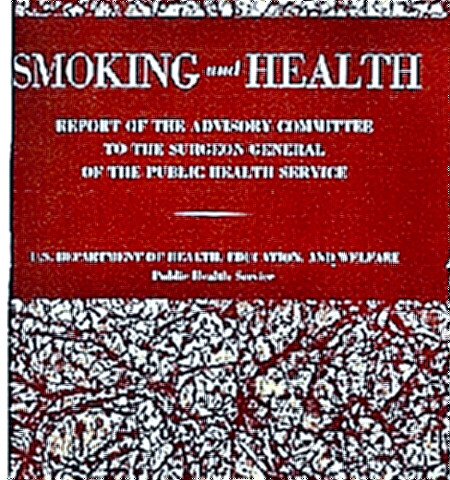 Surgeon General Report on Smoking