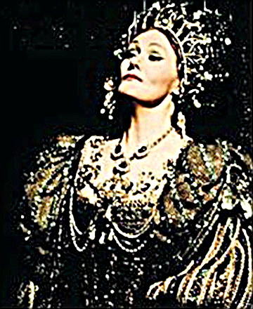 Coloratura Joan Sutherland