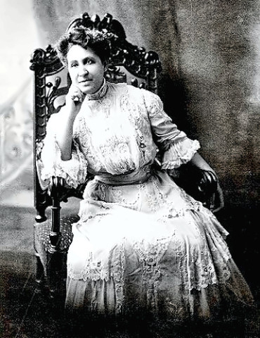 Activist Mary Church Terrell