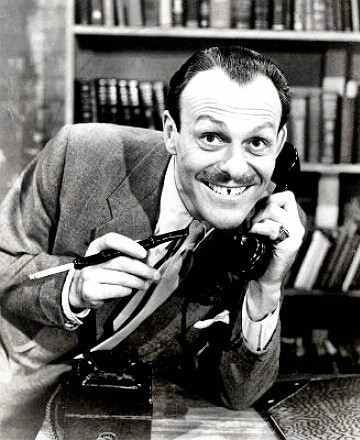 Comedian Terry-Thomas