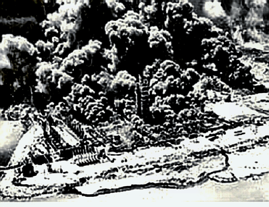 Texas City 1947 explosion at the refinery