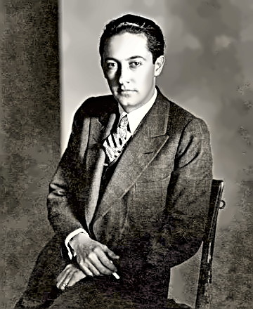 Producer Irving Thalberg