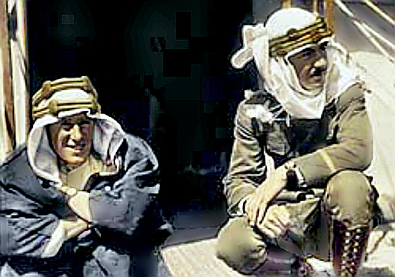 Lowell Thomas & Lawrence of Arabia
