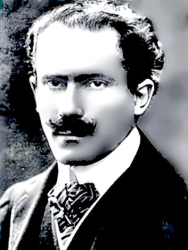 A Young Arturo Toscanini