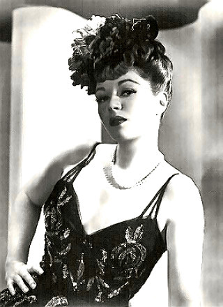 Actress Claire Trevor