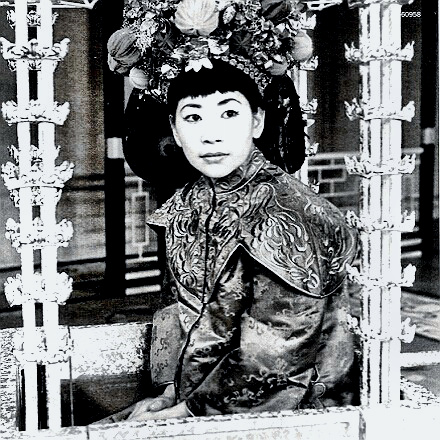 Academy Award-winning Actress Myoshi Umeki