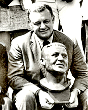 Hall of Fame Quarterback Norm VanBrocklin