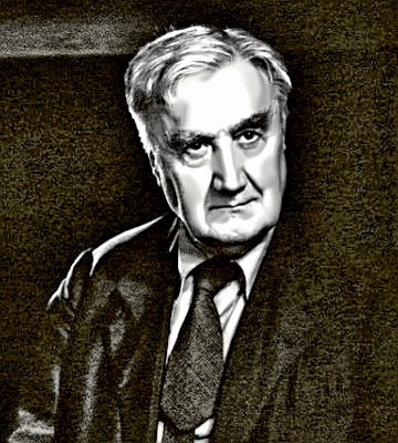 Composer Ralph Vaughan Williams
