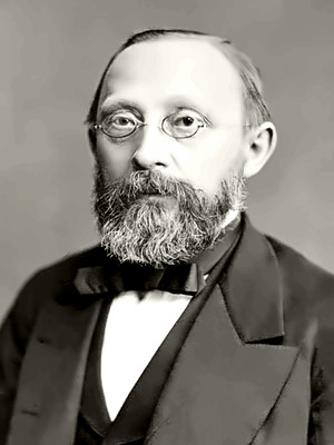 Scientist Rudolf Virchow