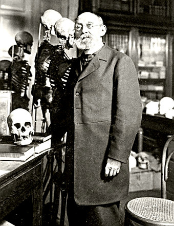 1821 rudolf carl virchow physician scientist born in schivelbein