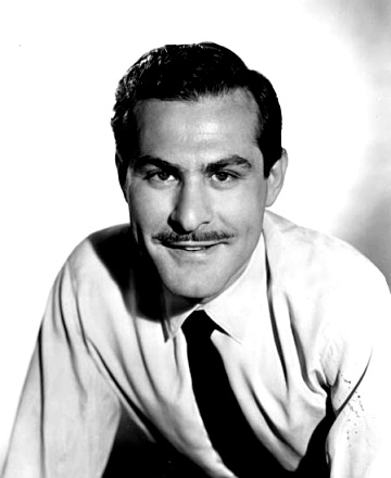 Actor Sam Wanamaker