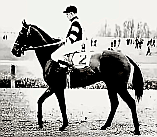 War Admiral - Charley Kurtsinger Up
