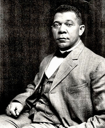 Educator Booker T. Washington