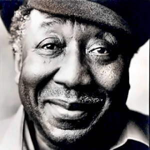 Muddy Waters' face