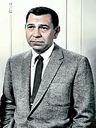 Jack Webb as Dragnet Officer Friday