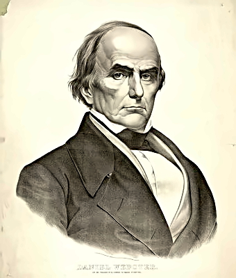 Lawyer Daniel Webster