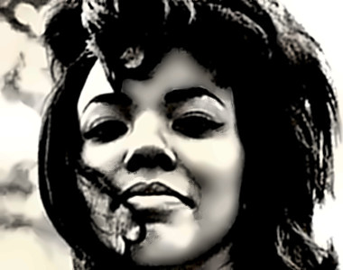 Singer Mary Wells