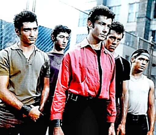 Scene from West Side Story