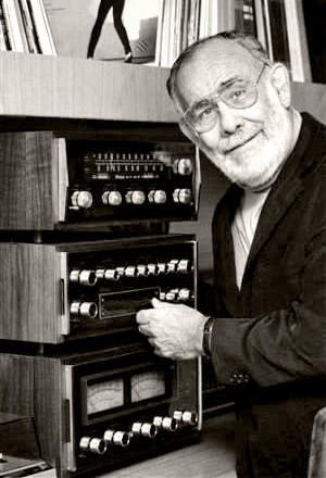 Record Producer Jerry Wexler