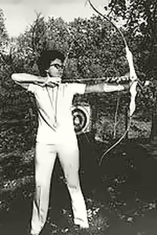 Archery Champion Doreen Wilber