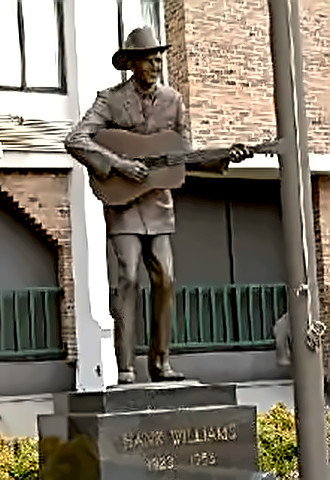 Country Music's Hank Williams