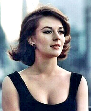 Film Star Natalie Wood in her prime
