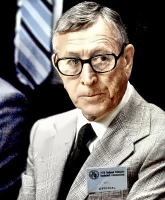 Hall of Famer John Wooden