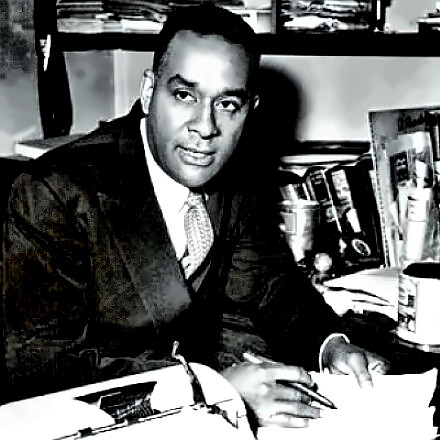 Richard Wright in 1957