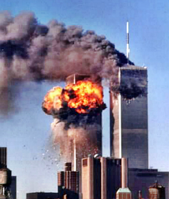 World Trade Center - Second Suicide Attack of 9/11